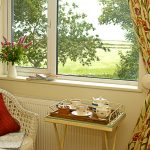 Anabel's Bedroom, B&B, Llety Farm, Pembrokeshire
